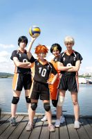 Haikyuu!! Karasuno high by naoch