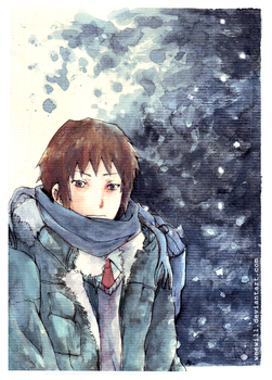 Kyon by weewill