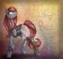 *RQ* Faded Red by Alice4444DM
