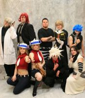 Are Soul Eater group grew by CrazyRevy