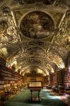 Strahov Theological Hall by guyprives