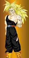SS3 Trunks by loneknight