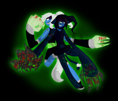 Spectral Menaces by ShadowDemon101