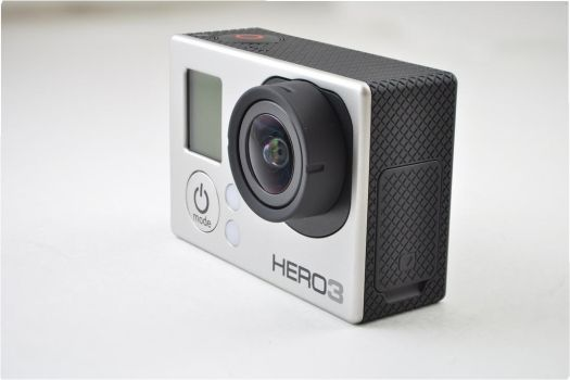 GoPro Hero 3 by ComradeSniper