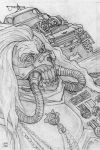 Immortan Joe Pencils by Jason-Lenox