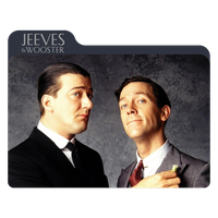 Jeeves and Wooster by siaky001