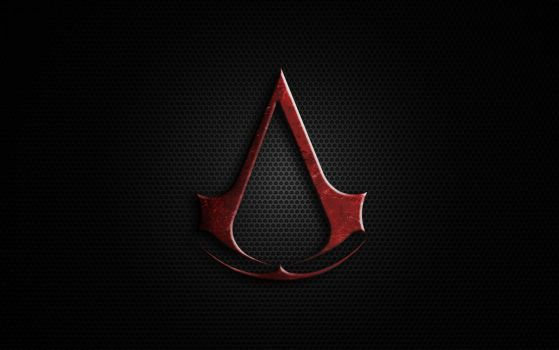Assassin's Creed Symbol WallP by xXang3leyesXx