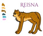 Reisna Ref by AwesomeEchosong