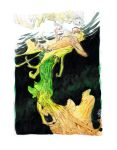 MERMAID SURFACES by EricCanete