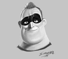 Mr. Incredible by SOSFactory
