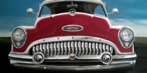 1953 buick by CK-design