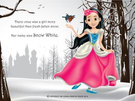 Snow White by ud120182