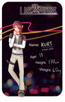 -- Lie2Nite: Kurt -- by Kurama-chan