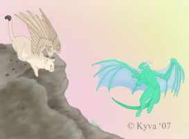 Fly With Me by Kyva
