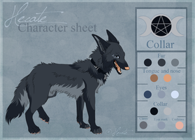 Hecate - Character sheet by hecatehell