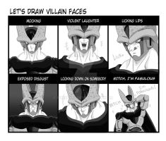 Villain faces meme by Furipa93