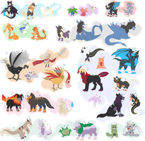 [PKMNation] Too many clutches (ON HOLD) by Aloulore