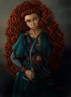 Merida by TottieWoodstock