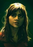 Clara Oswald by ImperfectSoul