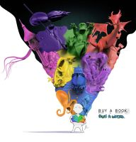 Buy a book 3D by Efraimrdz