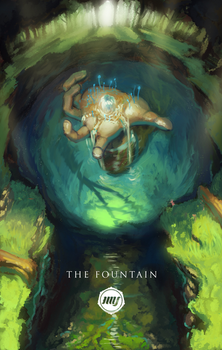 The Fountain by ExitMothership