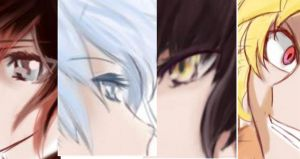 WIP RWBY by trufflemunchies13