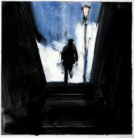 Edinburgh Sleepwalk by tombennett