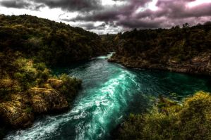 Dramatic Water HDR by MisterDedication