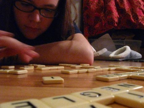 Evil and Bananagrams by Jazzy-Moe