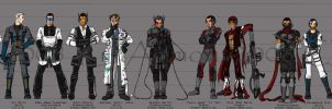 line up by Ammotu