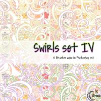 Swirls set IV by Coby17
