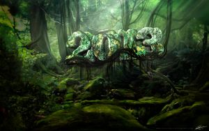 2013 New Year by GuilleBot