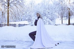 Lord Kunzite. Winter. by Vaishravana