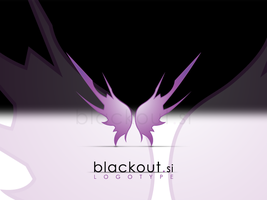 Blackout official logotype by mprox