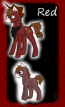 Red's  revamp by wolf-girl1695