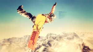 SSX - Wallpaper by MuuseDesign