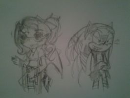 Lizzie and Scourge B00M STYLE by Music-Lovette123