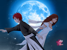 GaaMich Fly with you by MichxGaara