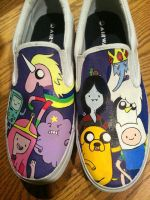 adventure gang shoes by Miss-Melis
