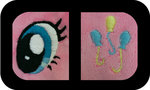 Pinkie Pie Preview: Embroidery by MLPPlushies