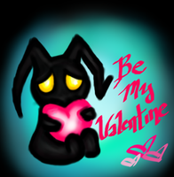 happy valentines day heartless ^-^ by x3KHloverx3