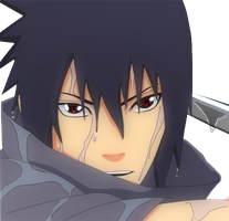 Sasuke Render by AfterDark101