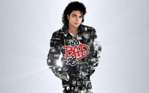 BAD 25th Anniversary by angeluson