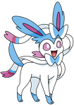 Shiny Sylveon by Shiny-Skymint