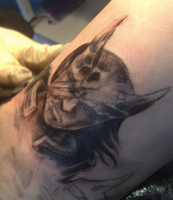 Fable Tattoo 0002 by Paynexkiller