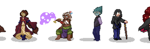 6XL Sprite Requests by J-Popsicle