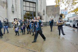 2014 Honk Festival, Chaotic Noise 3 by Miss-Tbones