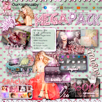 +Will hurt me forever.MEGA PACK- ~Milu. by OurKissMeBaby