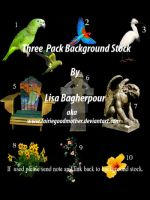 Tube Prop Pack 1 by FairieGoodMother