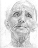 Old Woman by alivetoknow